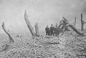 Aftermath of the Eruption