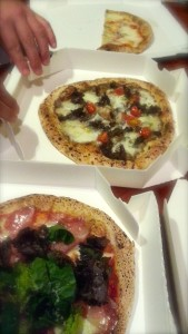 Yakushima Venison Pizza Take out -Ilmare Delicious!